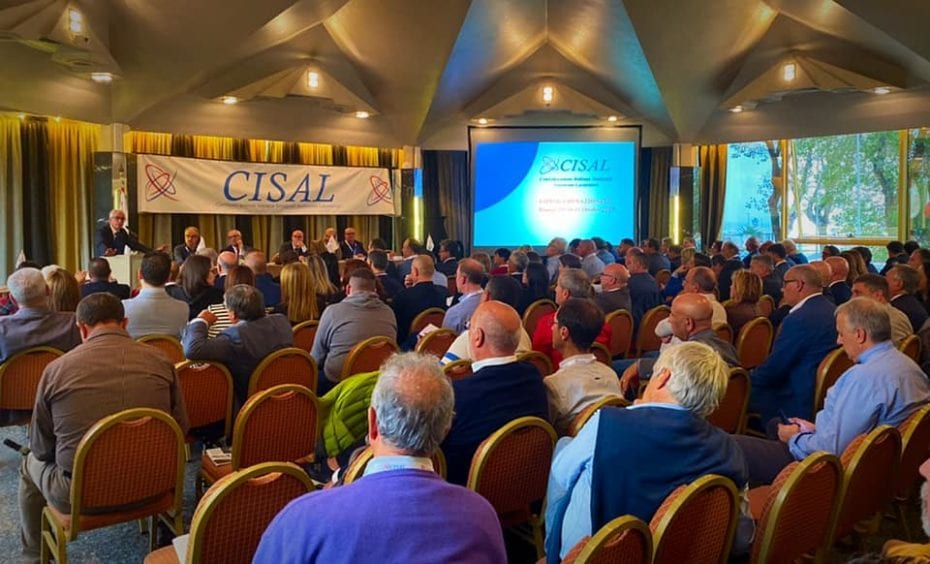 Consiglio nazionale CISAL 2019